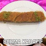 Alazade Restoran Burma Kadayıf Tatlısı