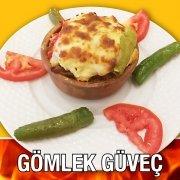 Gömlek Güveç Püreli Alazade Restoran