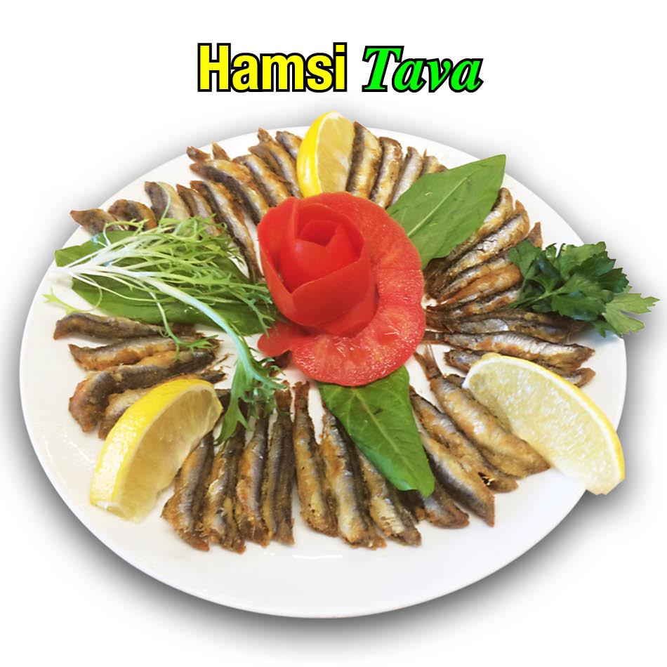 Alazade Restoran Hamsi Tava