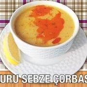 Alazade Restoran Kuru Sebze Çorbası