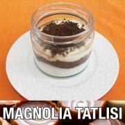 Alazade Restoran Magnolia Tatlısı