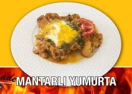 Mantarlı Kıymalı Yumurta Alazade Restoran