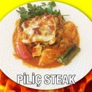 Alazade Restoran Piliç Steak