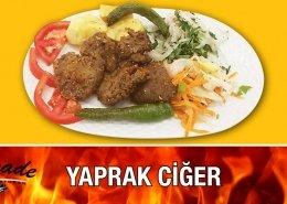 Yaprak Ciğer Alazade Restoran