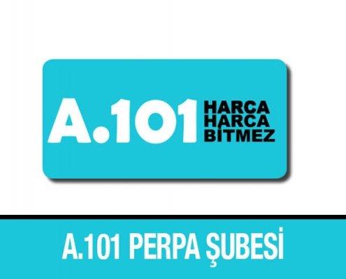 A101 Perpa Şubesi