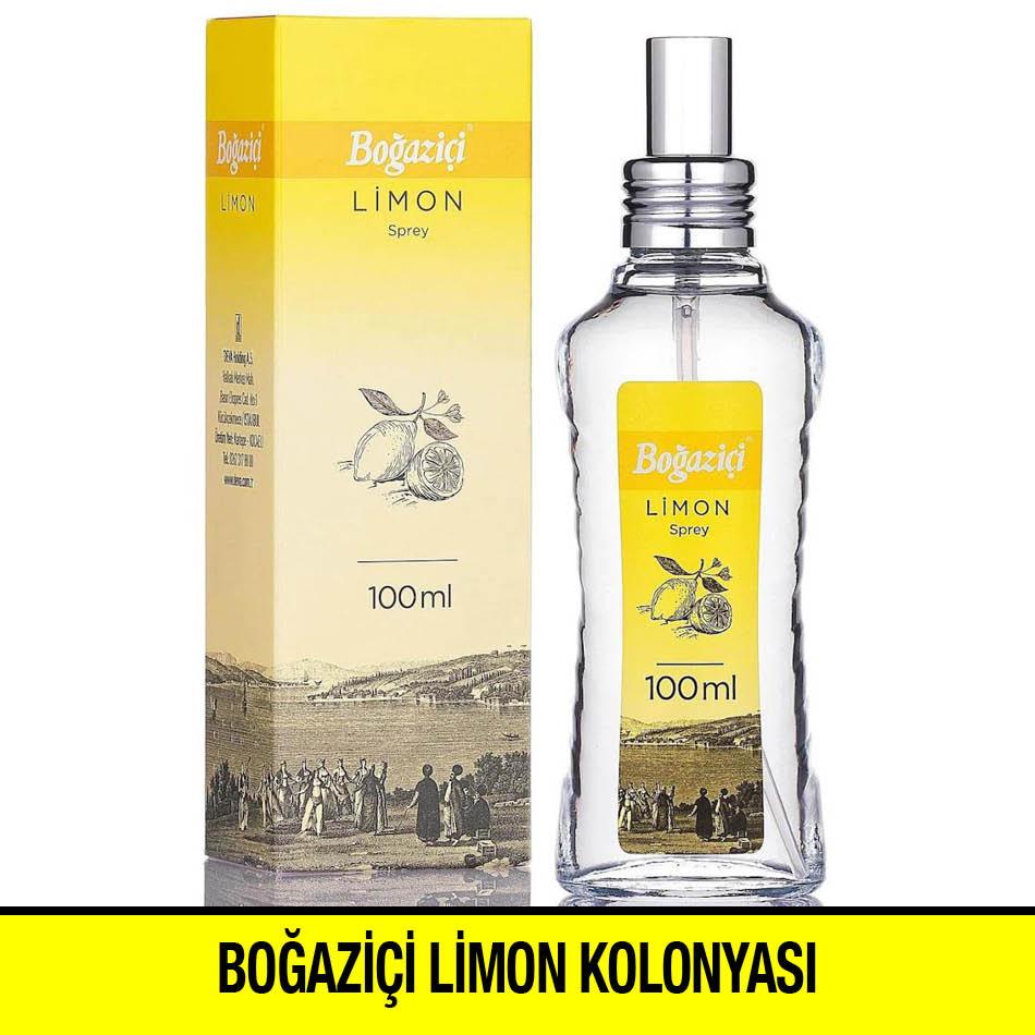 Boğaziçi Limon Kolonyası Yonca Ambalaj