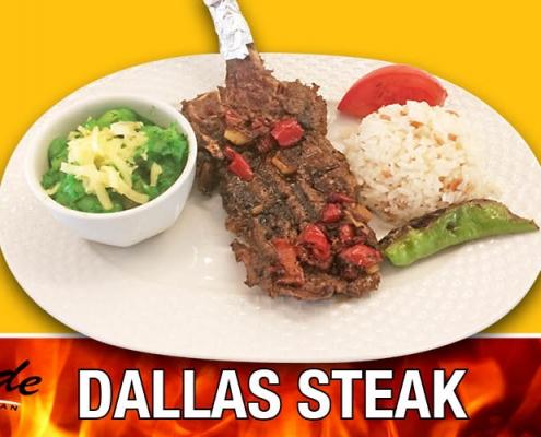Alazade Restoran Dallas Steak