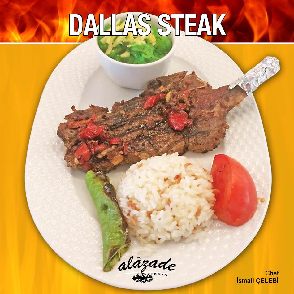 Dallas Steak Alazade Restoran