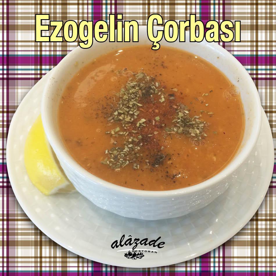 Aşazade Restoran Ezogelin Çorbası