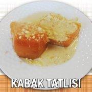 Alazade Restoran Kabak Tatlısı Tahinli