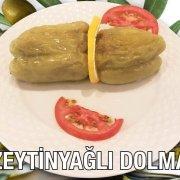Alazade Restoran Zeytinyağlı Biber Dolması