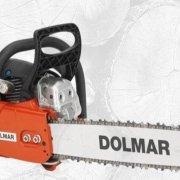 Mis Bahçe Ürünleri Dolmar PS 6400HS Benzinli Ağaç Kesim Motoru