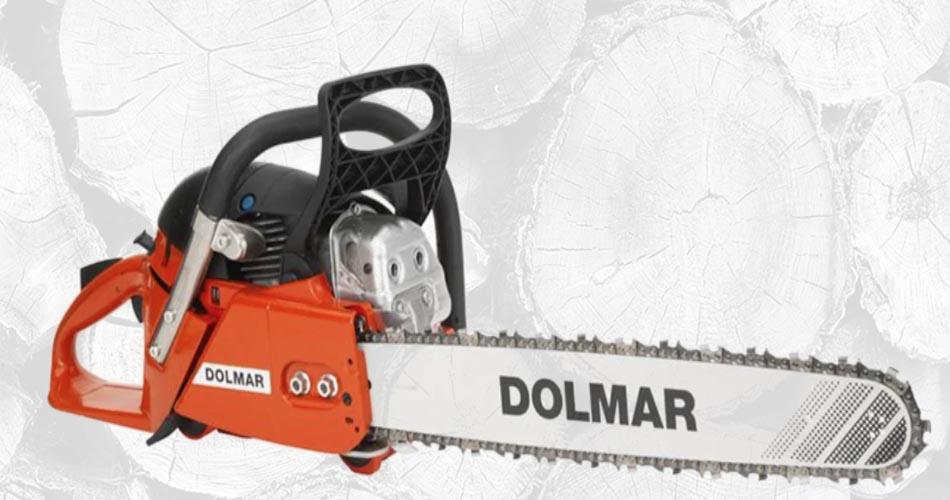Dolmar PS-6400 HS Benzinli Ağaç Kesme Motoru