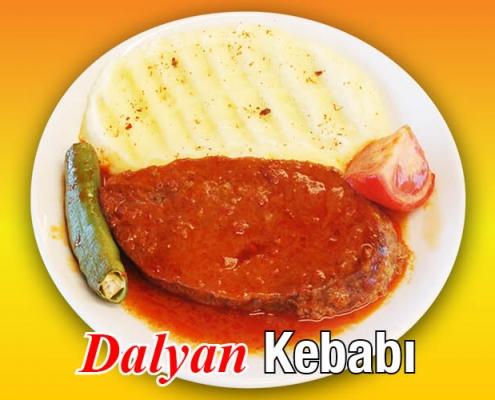 Alazade Restoran Dalyan Kebabı