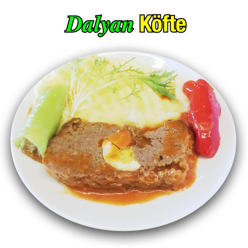 Alazade Restoran Dalyan Köfte