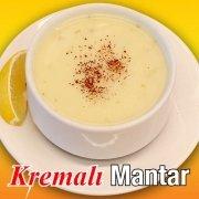 Alazade Restoran Kremalı Mantar Çorbası