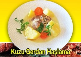 Alazade Restoran Kuzu Gerdan Haşlama