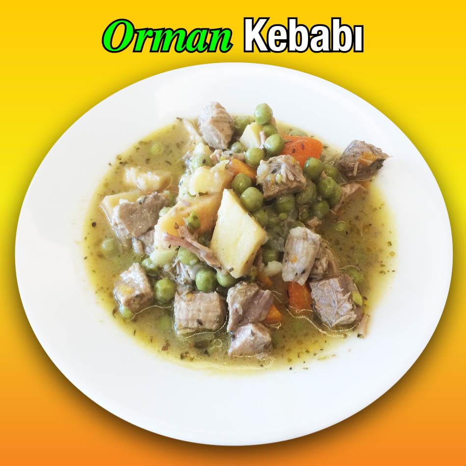 Alazade Restoran Orman Kebabı