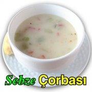 Alazade Restoran Sebze Çorbası