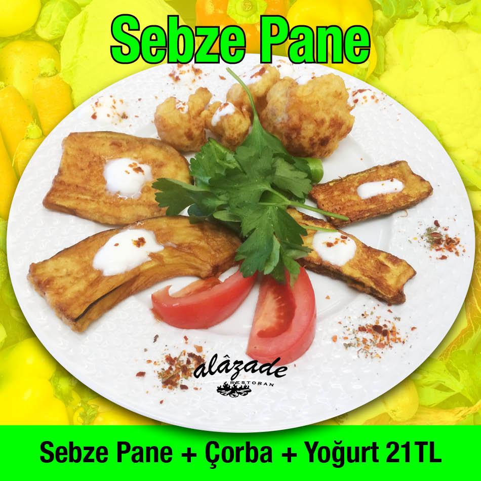 Alazade Restoran Sebze Pane
