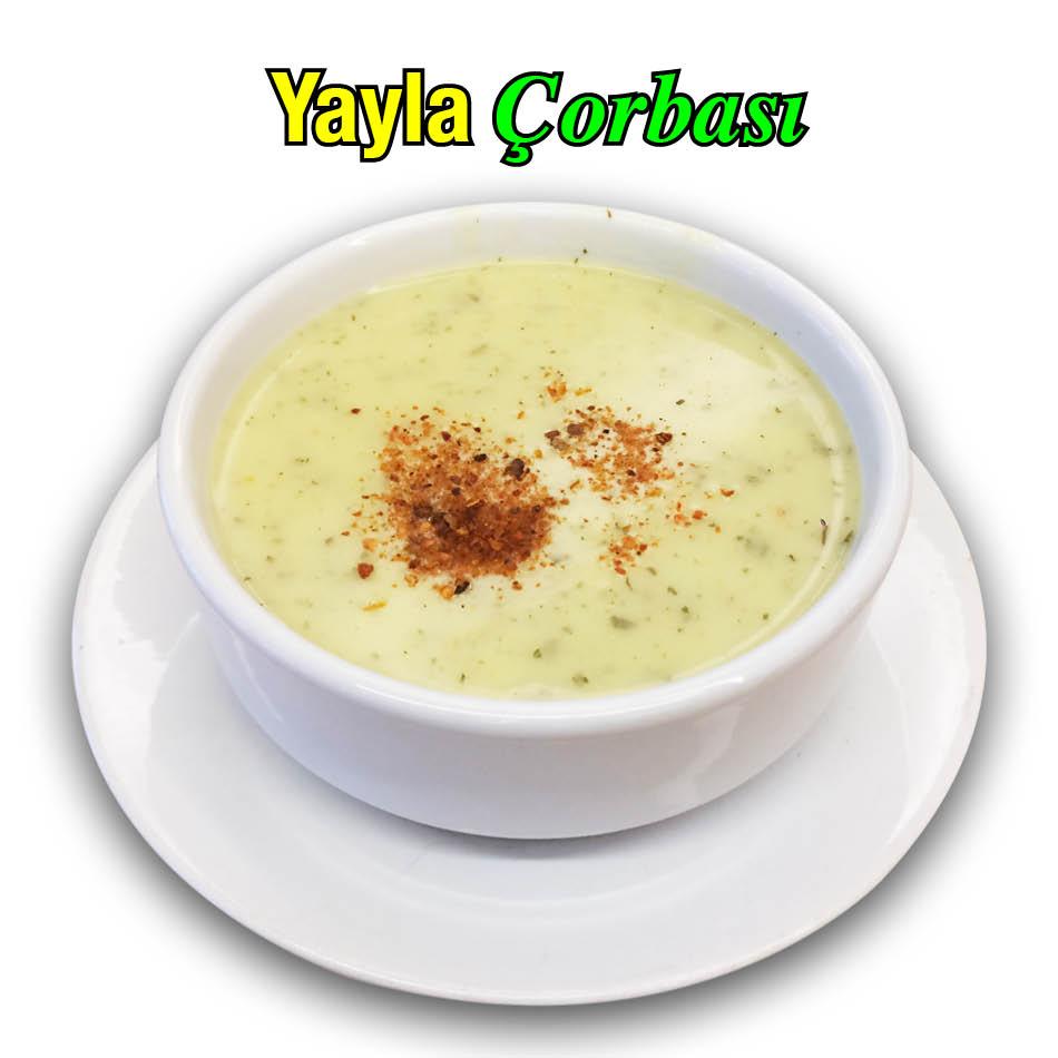 Alazade Restoran Yayla Çorbası