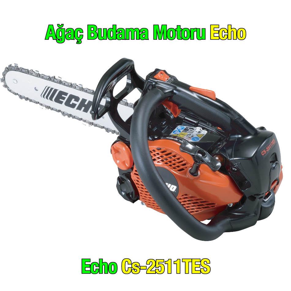 Mis Bahçe Ürünleri Ağaç Budama Motoru Echo CS-2511TES