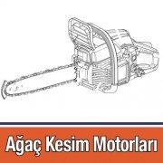Mis Bahçe Ağaç Kesim Motorları