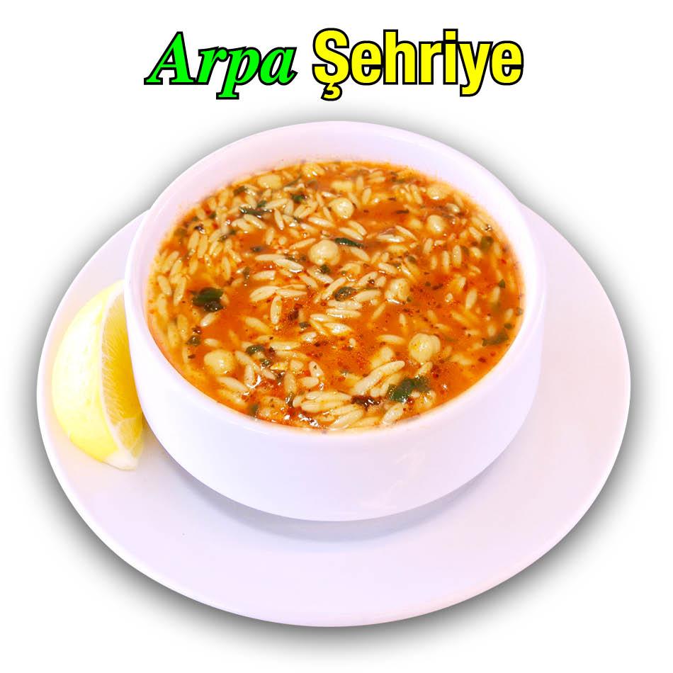 Alazade Restoran Arpa Şehriye Çorbası
