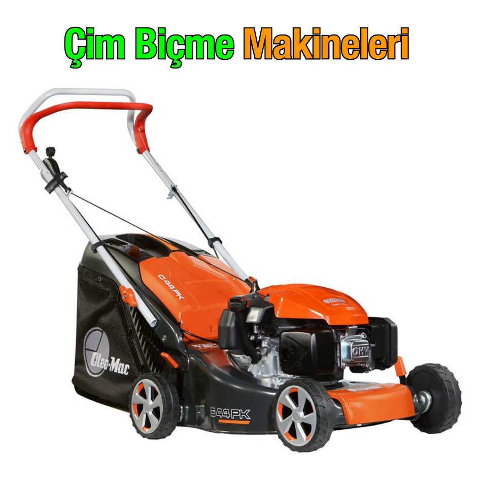 Mis Bahçe Çim Biçme Makineleri