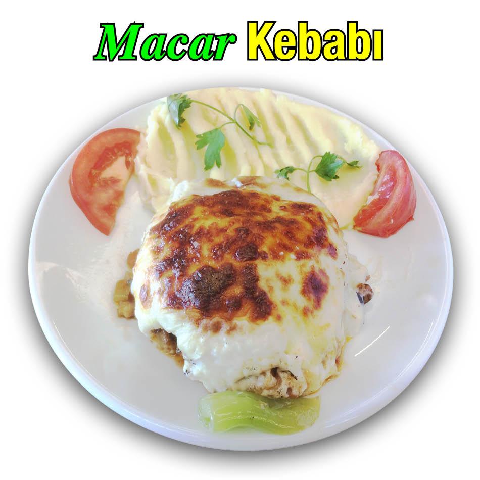 Alazade Restoran Macar Kebabı