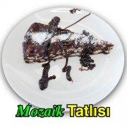 Alazade Restoran Mozaik Tatlısı