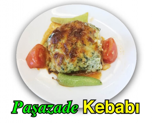 Alazade Restoran Paşazade Kebabı