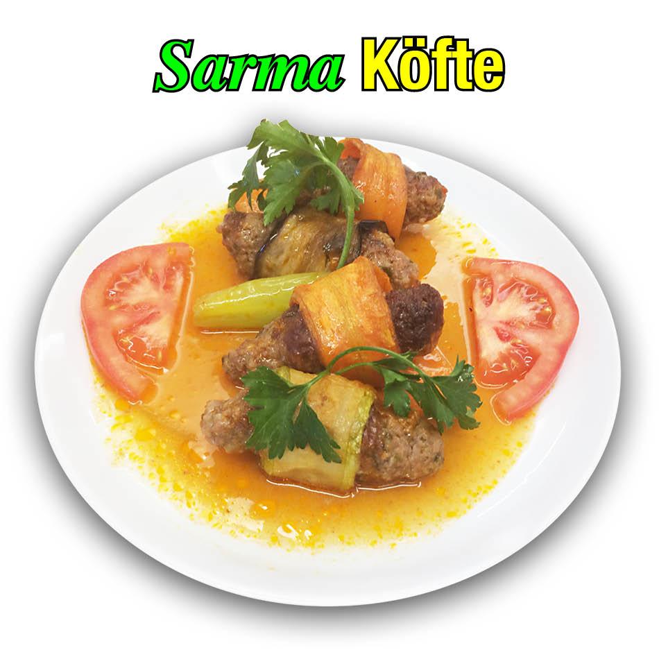 Alazade Restoran Sarma Köfte