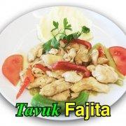 Alazade Restoran Tavuk Fajita