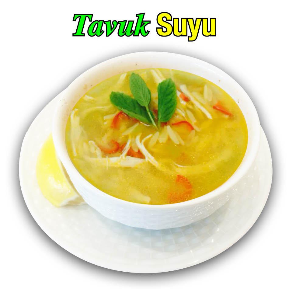 Alazade Restoran Tavuk Suyu Çorbası