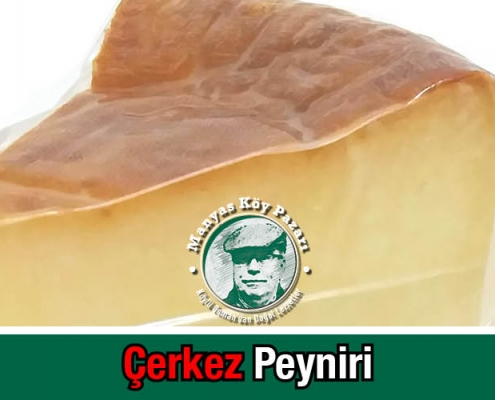 Manyas Çerkez Peyniri İsli Peynir