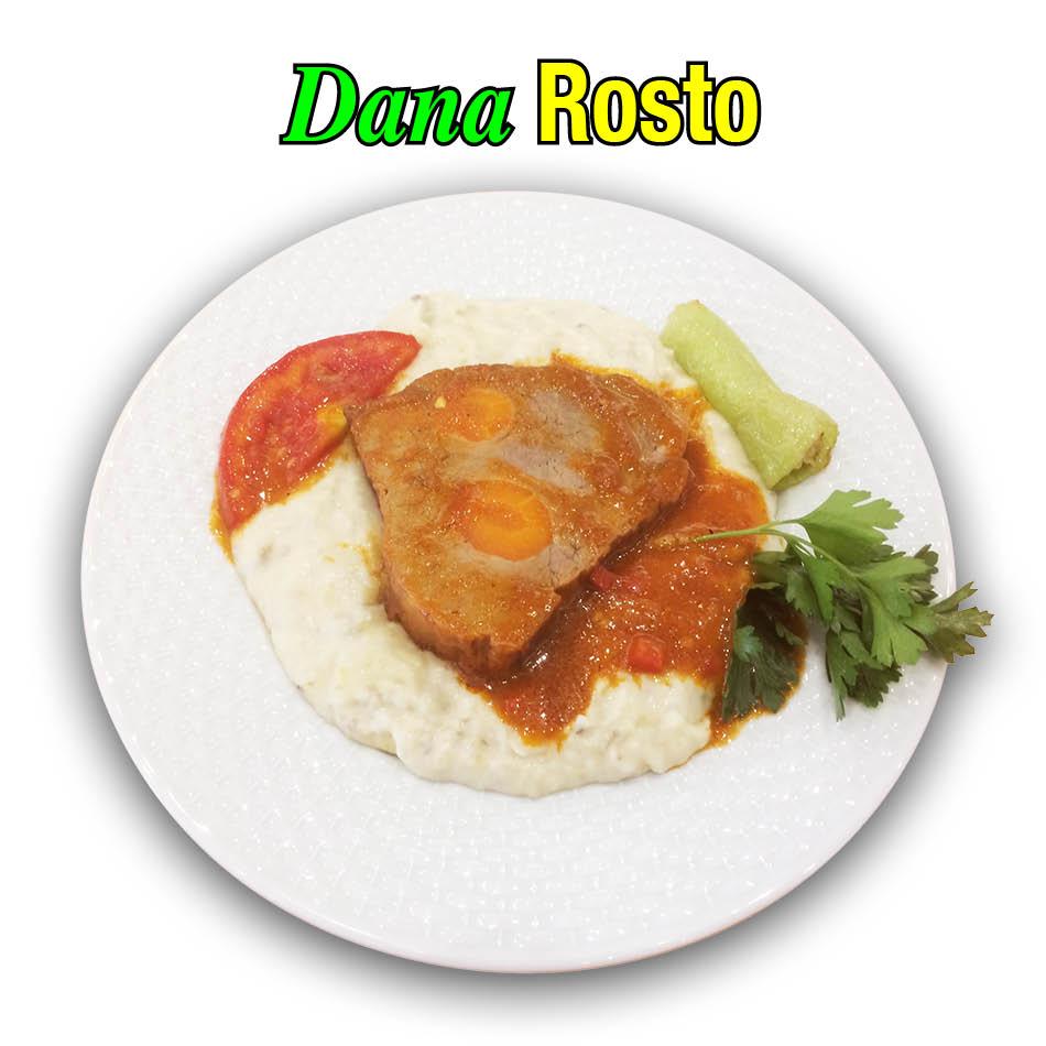 Alazadxe Restoran Dana Rosto