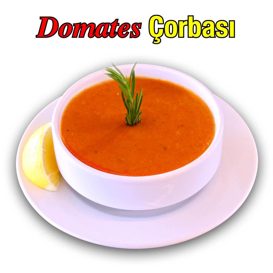 Alazade Restoran Domates Çorbası