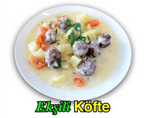 Alazade Restoran Ekşili Köfte