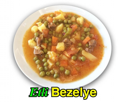 Alazade Restoran Etli Bezelye