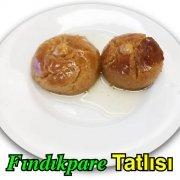 Alazade Restoran Fındıkpare Tatlısı