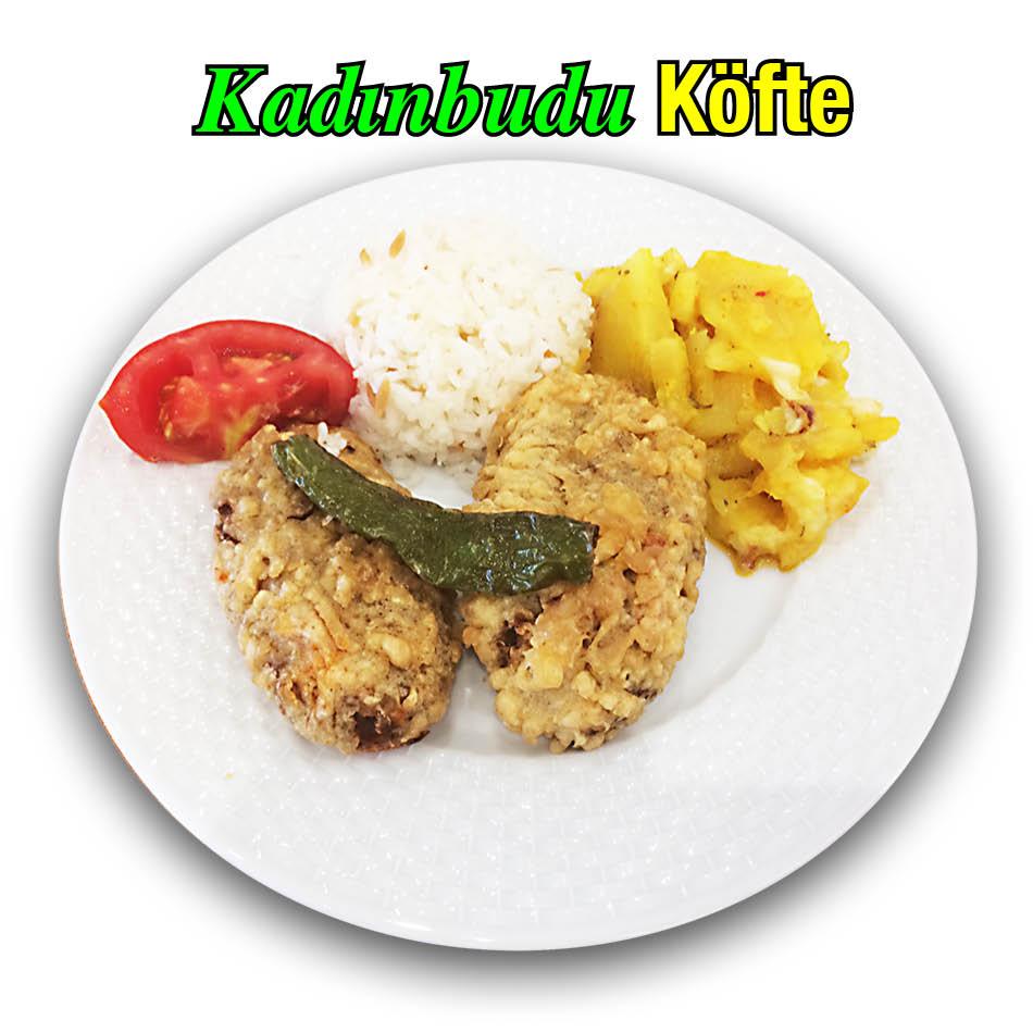 Alazade Restoran Kadınbudu Köfte