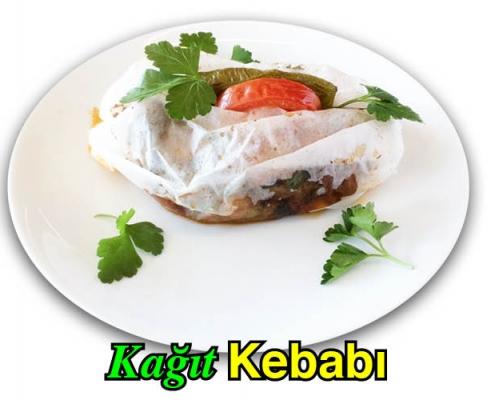 Alazade Restoran Kağıt Kebabı