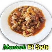 Alazade Restoran Mantarlı Et Sote