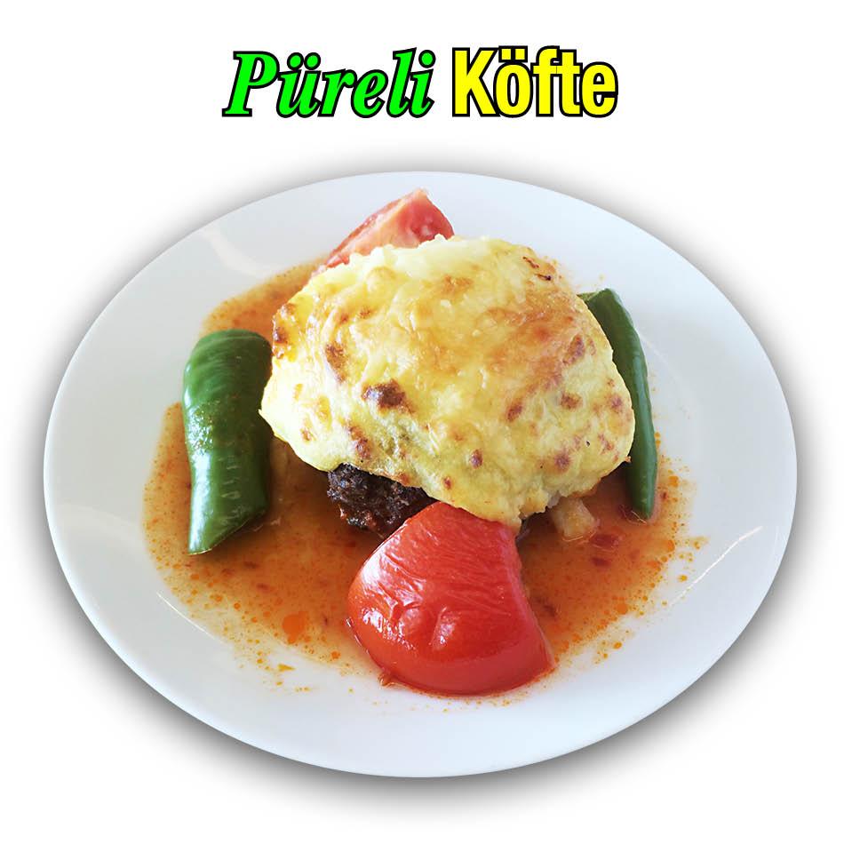 Alazade Restoran Püreli Köfte