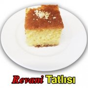 Alazade Restoran Revani Tatlısı