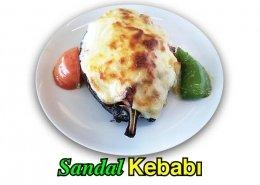 Alazade Restoran Sandal Kebabı