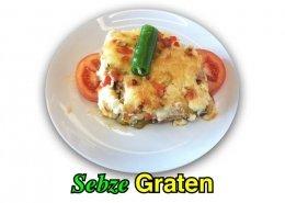 Alazade Restoran Sebze Graten