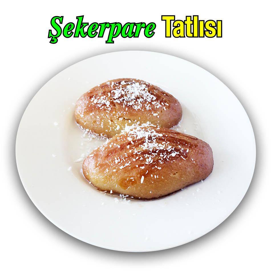 Alazade Restoran Şekerpare Tatlısı