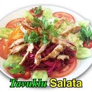 Alazade Restoran Tavuklu Salata